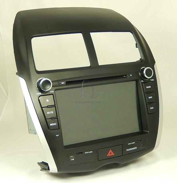 63425b04f Multimedialne radio Mitsubhishi ASX ( 2012-2015) GPS+DVD+BT Android ...