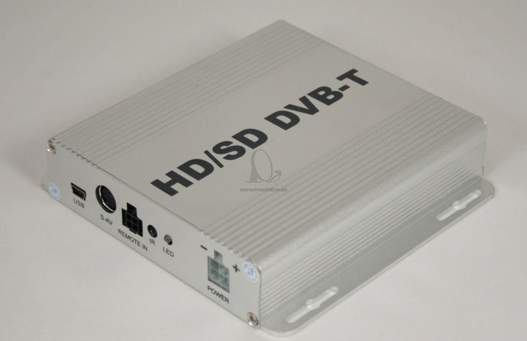 d6d2b58c7 DVB-T tuner do auta HD mini biely - DVB-T prijímače do auta - TV SAT ...