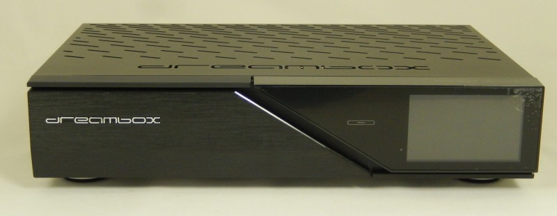 417a7821f Satelitný prijímač DREAMBOX DM900 UHD 4K Triple tuner 1X DUAL DVB-C/T2