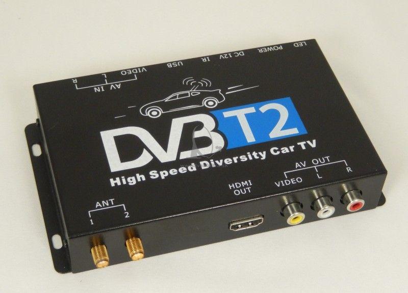 fa9e8762f DVB-T2 tuner do auta HD na 12 V až 24V - DVB-T prijímače do auta ...
