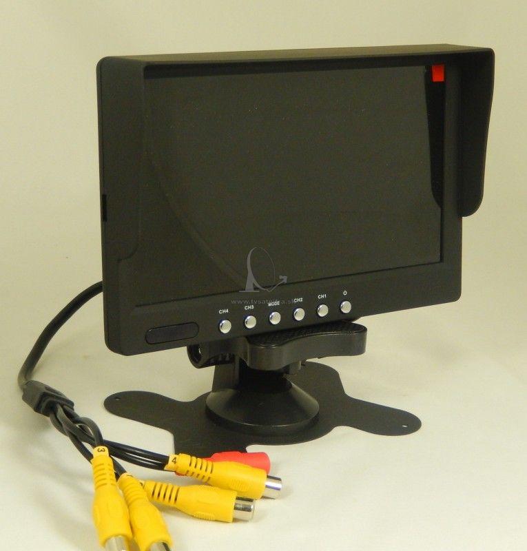 Pripojiť 3 monitory