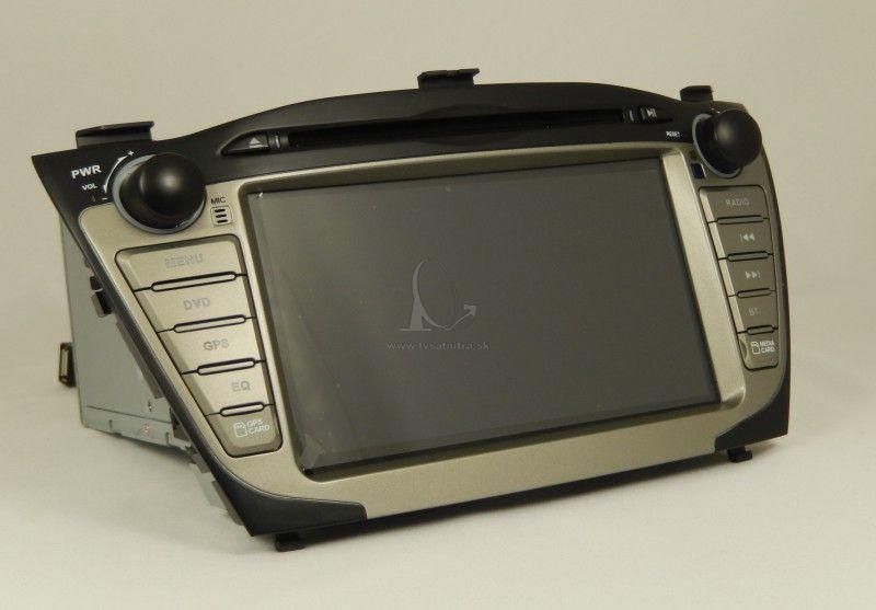 9972a55f3 Multimediálne rádio HYUNDAI-ix35 -GPS-DVD - multimedialne radia ...