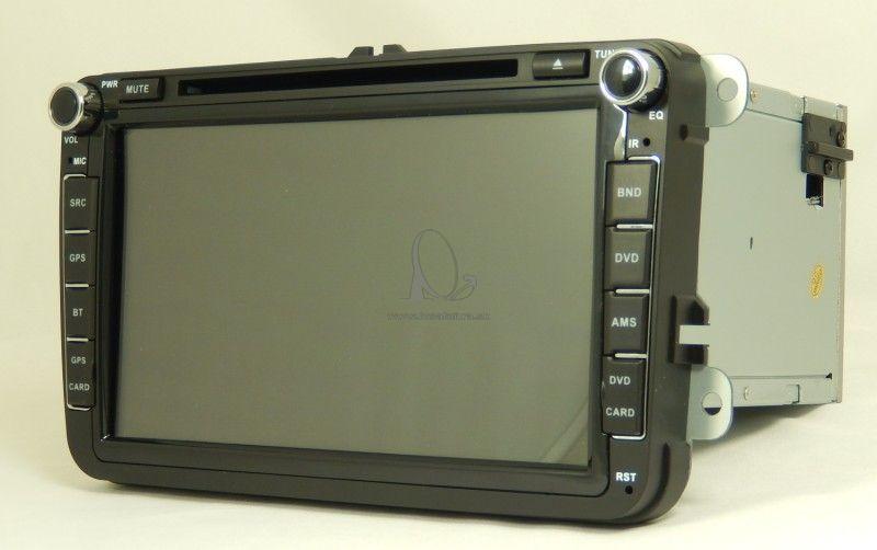6e343603e Multimedialne radio VW -Skoda GPS DVD BT Quad Core Android ...