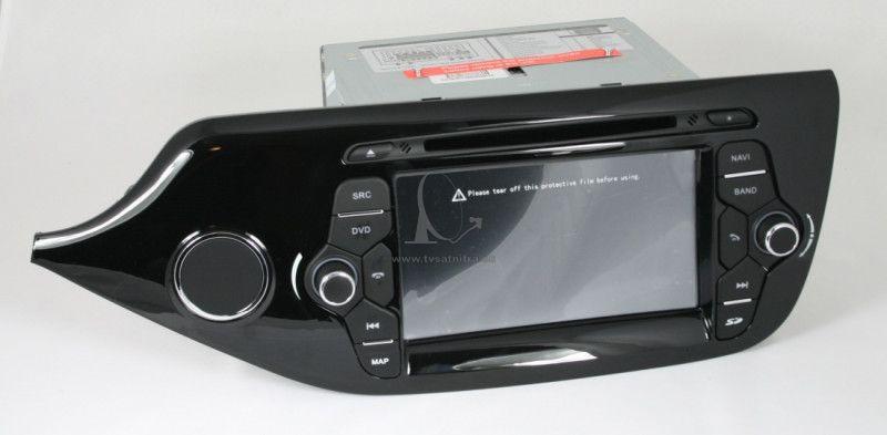 c23019c50 Multimediálne rádio Kia Ceed DVD- GPS Octo Core andorid 8 ...