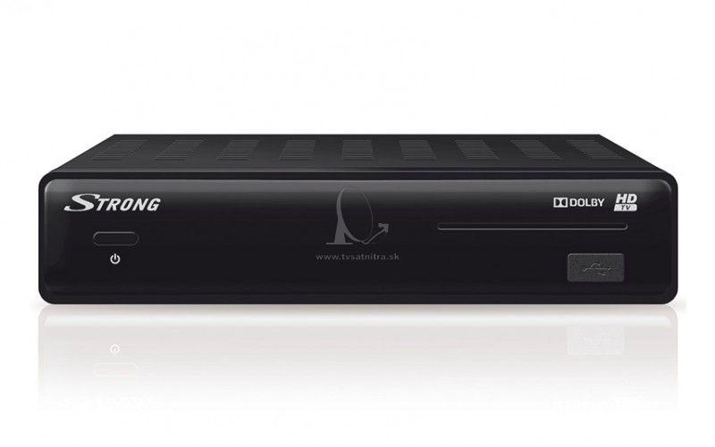 d78faa6d0 Strong SRT 7504 HD prijímač za zvýhodnenú cenu - Irdeto Skylink ...