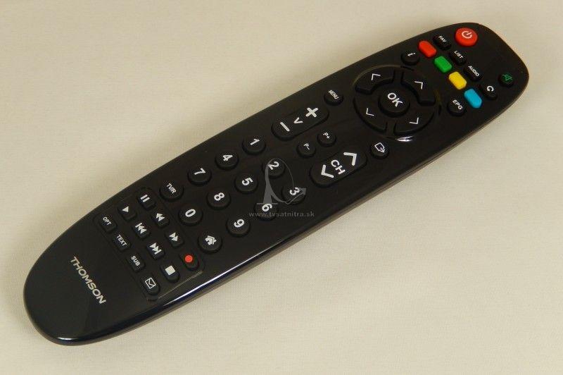 a941b1fa0 Diaľkový ovládač THOMSON THS813 - Diaľkové ovládače - TV SAT NITRA ...
