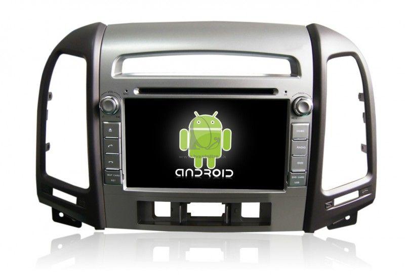 0d95ff6d2 Multimedialne radio Hyndai Santa Fe ( 20007-2011) GPS+DVD+BT ...