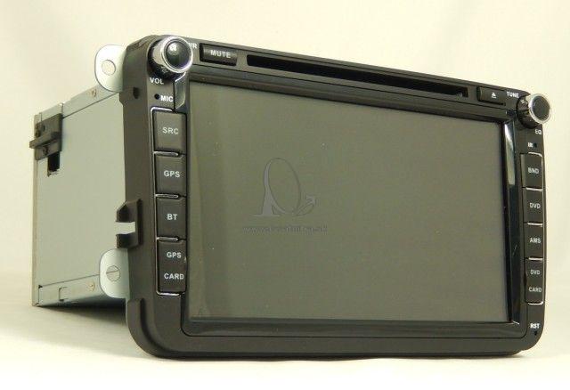 Multimedialne Radio Vw Skoda Gps Dvd Bt Quad Core Android