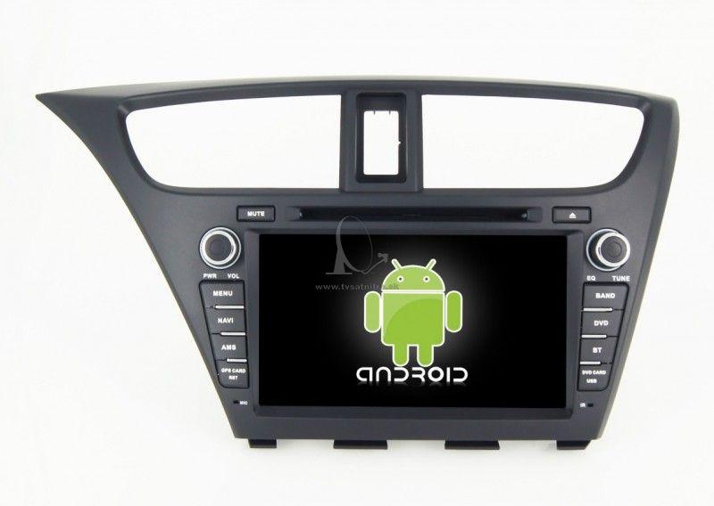 cf0ad60d6 Multimedialne radio Honda Civic IX GPS DVD BT Android model ...
