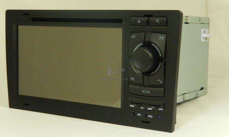 e46500b19 Multimedialne radio Audi A8 DVD-USB -GPS model 1994-2003 ...